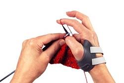 MetaGrip Knitting